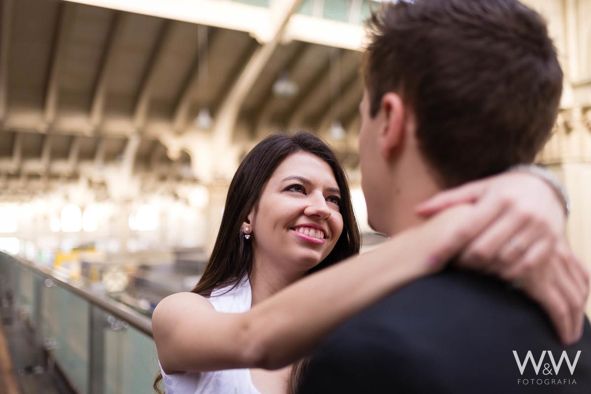 pré-wedding ensaio casal são paulo mercadão vintage clássico