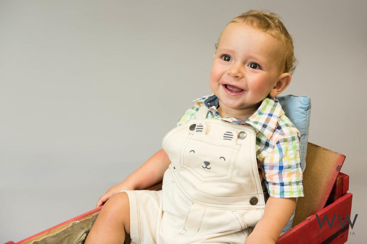 ensaio acompanhamento menino 9 meses ricardo estúdio wewfoto são paulo sp