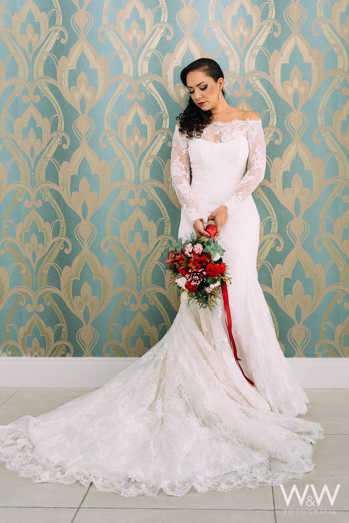making of noiva casamento vestido
