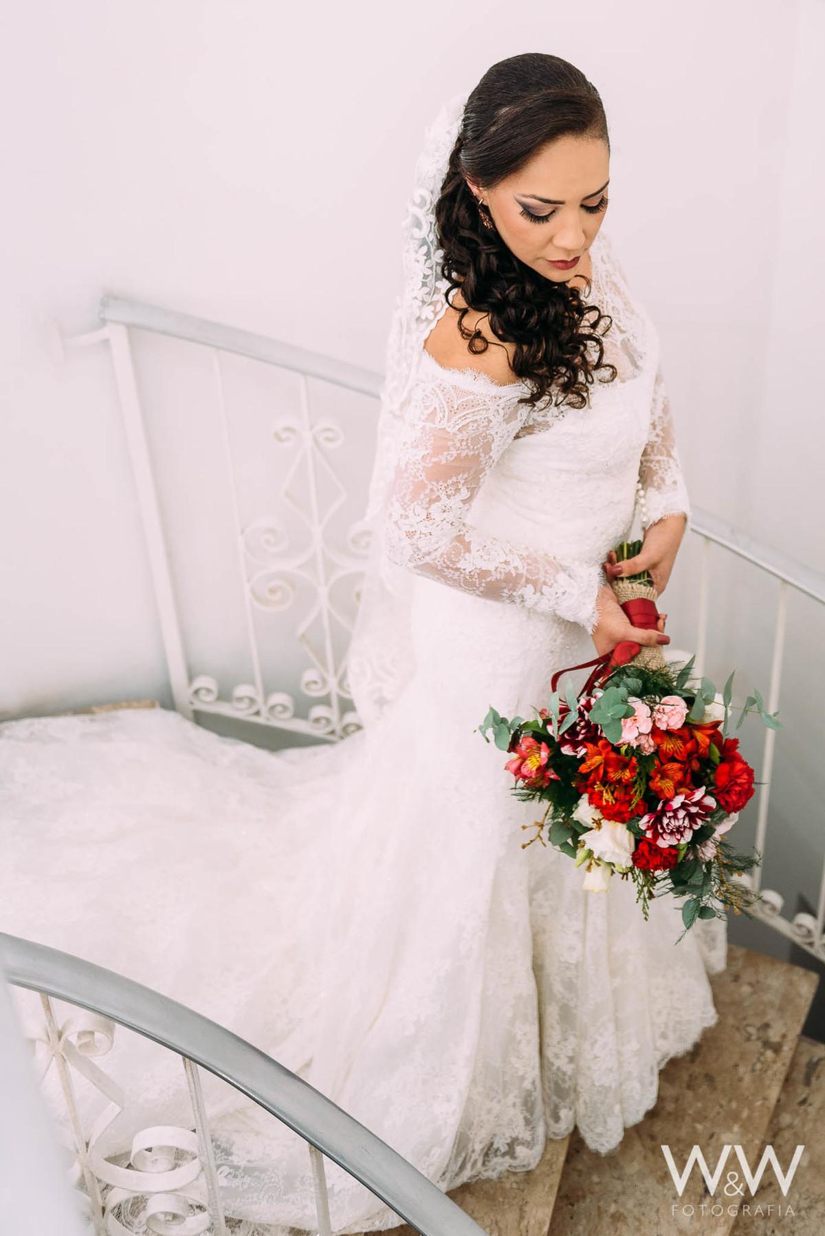 making of noiva casamento