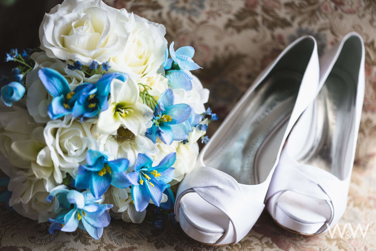 sapatos bouquet making of noiva casamento sp