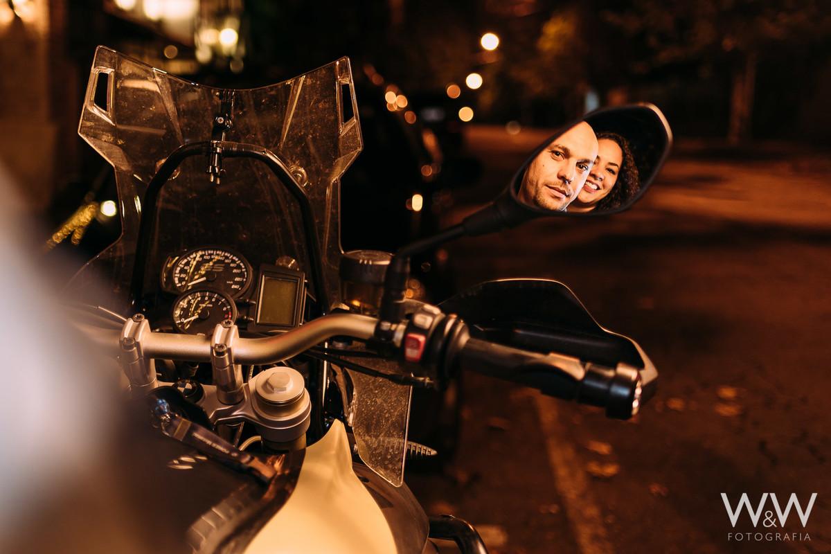 ensaio pre wedding campos do jordao sp capivari noite moto