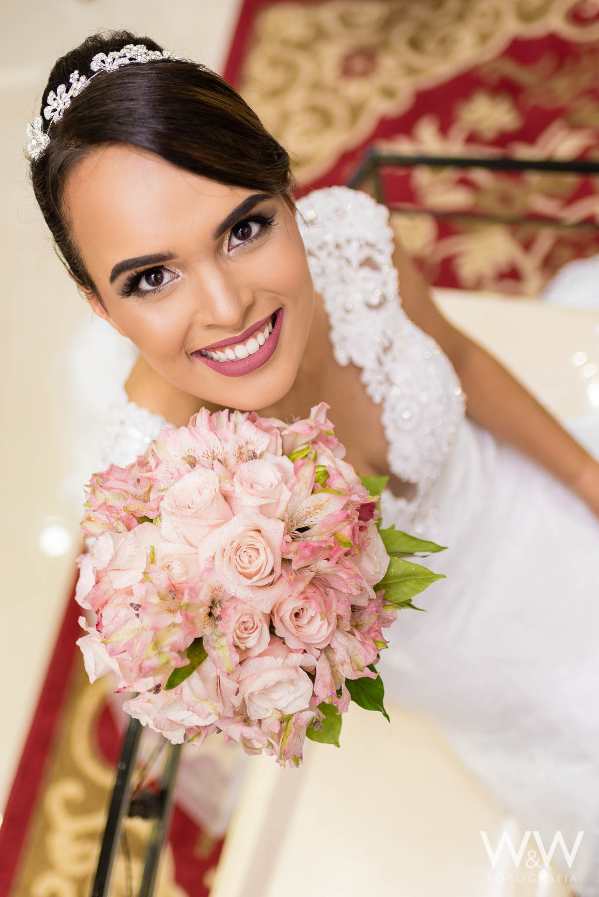 noiva casamento bouquet beleza fotografia wew