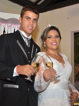 Casamentos de Ítala & Luan em Paulo Afonso - BA
