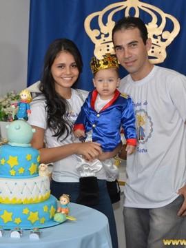 Aniversários de Pietro 1 Aninho em Paulo Afonso - BA