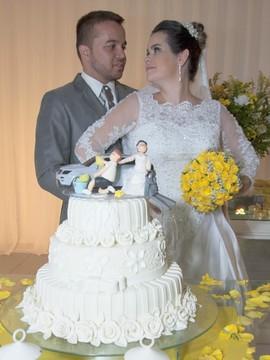 Casamentos de Júnior & Raiane em Paulo Afonso - BA