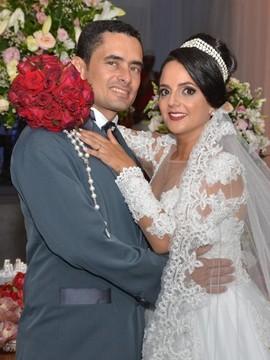 Casamentos de Rafaela & Alexandre em Paulo Afonso - BA