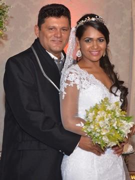 Casamentos de Leidiano e Juliene em Paulo Afonso - BA