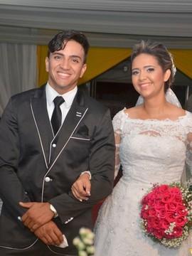 Casamentos de Mércia & Marcelo em Paulo Afonso - BA