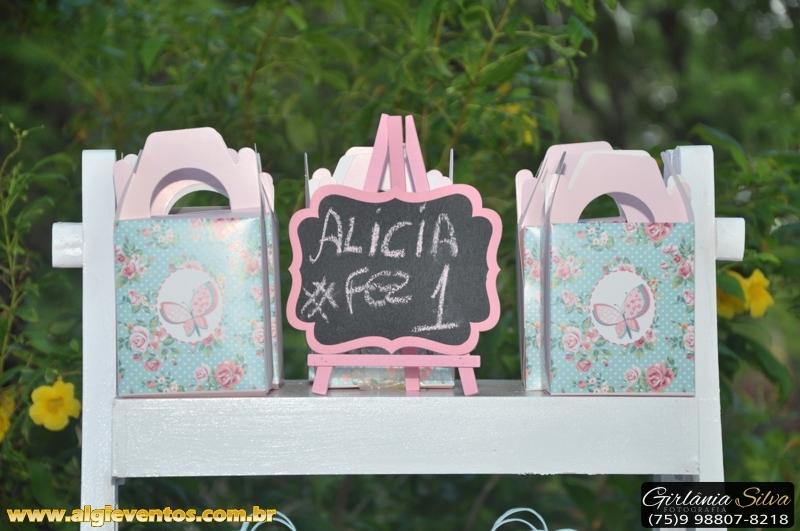 Foto de Alícia 01 Aninho