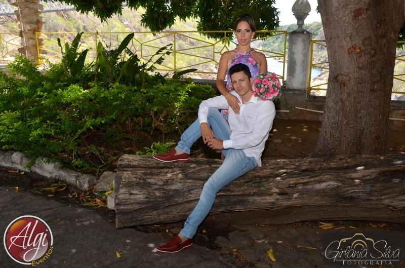 Foto de Ensaio Gilvan & Laiane