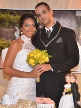 Casamentos de Casamento Vinhas & Eva em Glória - BA