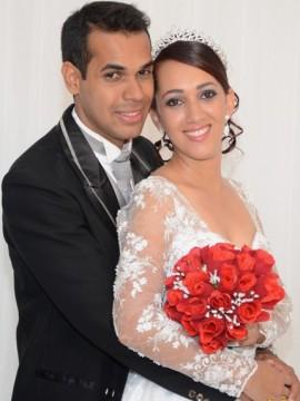 Casamentos de Deisiane & Diego em Paulo Afonso - BA