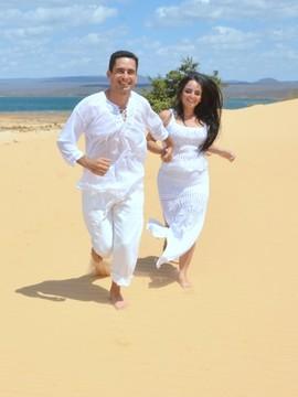 Ensaios de Rafaela & Alexandre em Petrolândia - PE