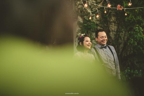 Casamento de Lia e Perna