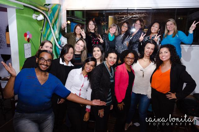 Evento Corporativo de 7º Happy Hour com HR - Parceiro Cepesi RH