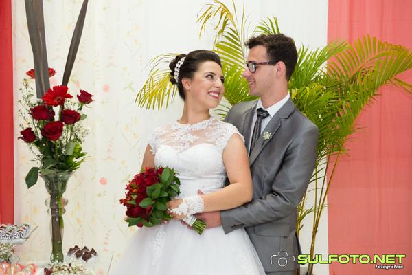 Casamentos de Renan e Taysi