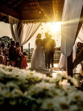 Casamento de Layeni & Vanderlei em