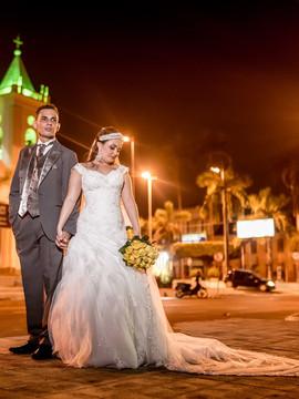 Casamento de Tiara & Cleiton em