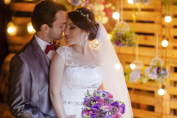 Casamentos de Laila + Riccardo