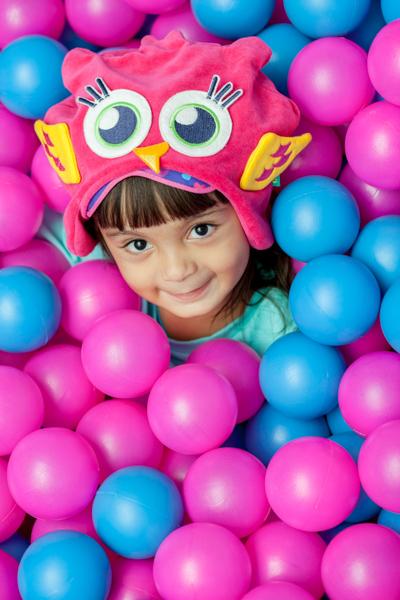 Foto de Maitê 3 anos | Aniversário