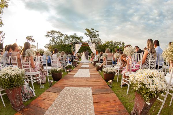 Casamentos de Danielle + Silvio