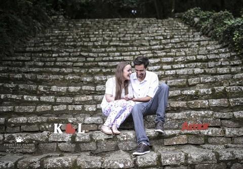 Ensaio I casamento de KAROLINE+LUCAS