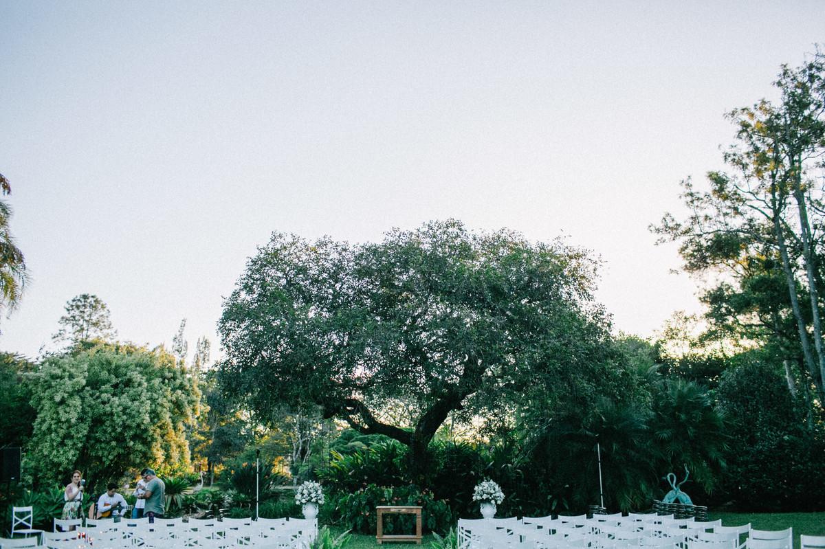 Mansão Solar de Novaes - Local da Cerimônia