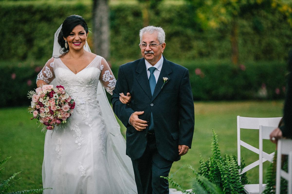 Casamento do Casal Lidiane e Daniel realizado na mansão solar de novaes em Brasília