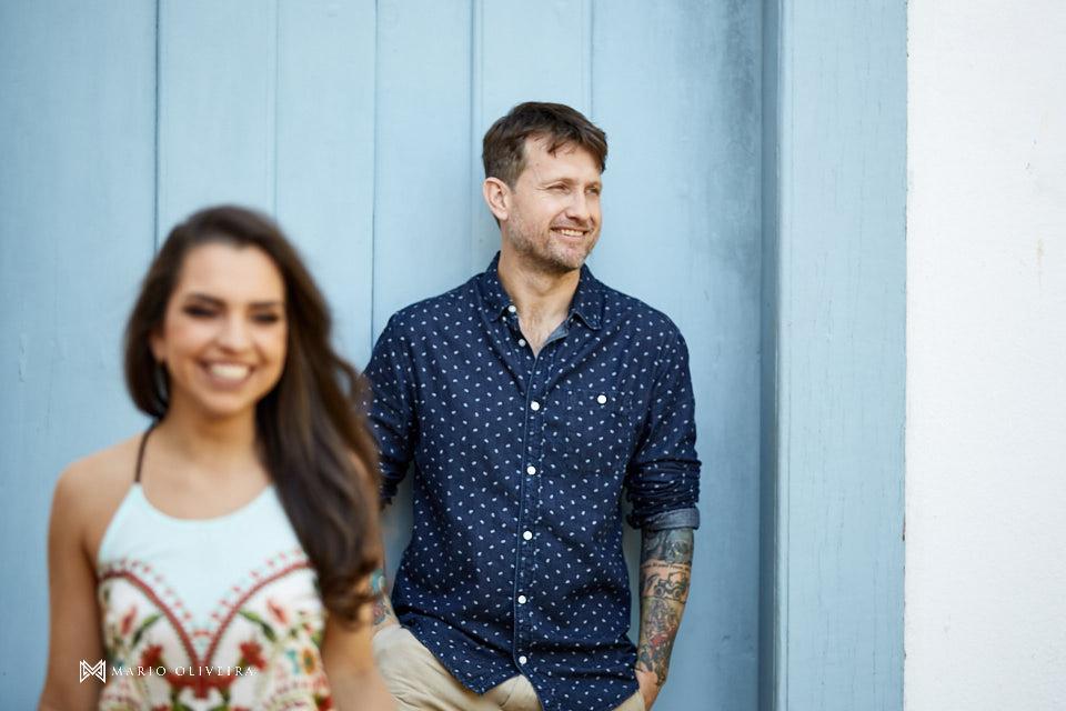 Foto de Ensaio pré-casamento Carol e Ricardo