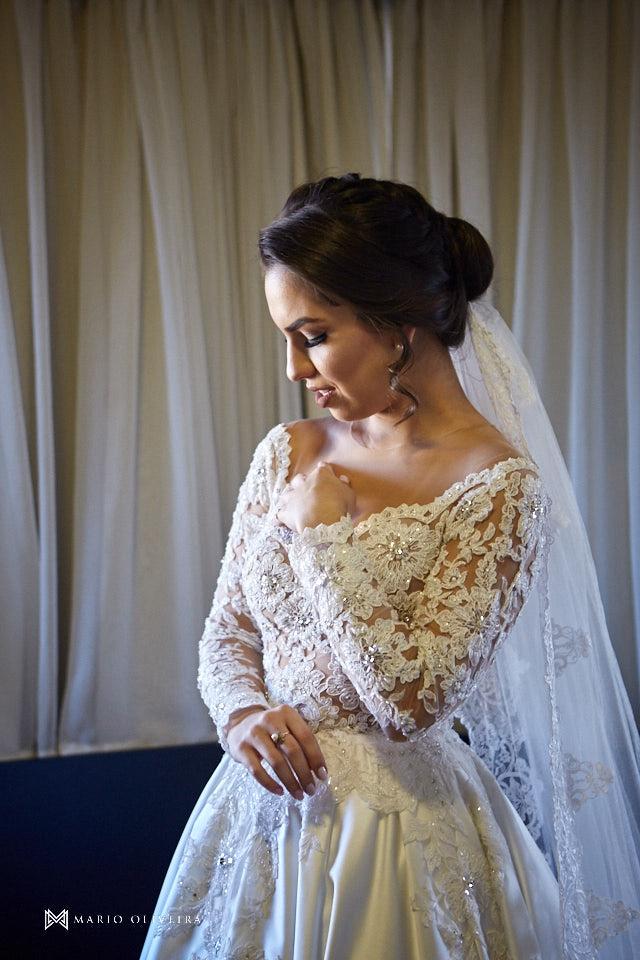 making of da noiva no hotel cambirela retrato da noiva em frente a janela