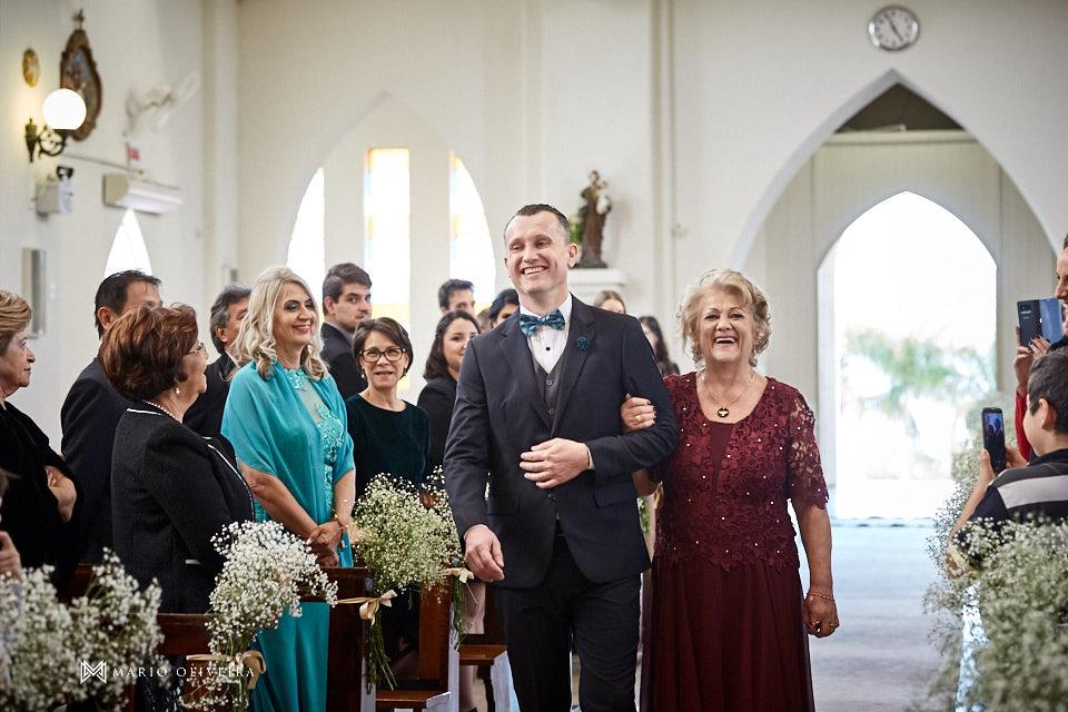casamento na igreja nossa senhora de fatima entrada do noivo