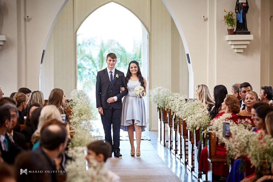 casamento na igreja nossa senhora de fatima, entrada das alianças