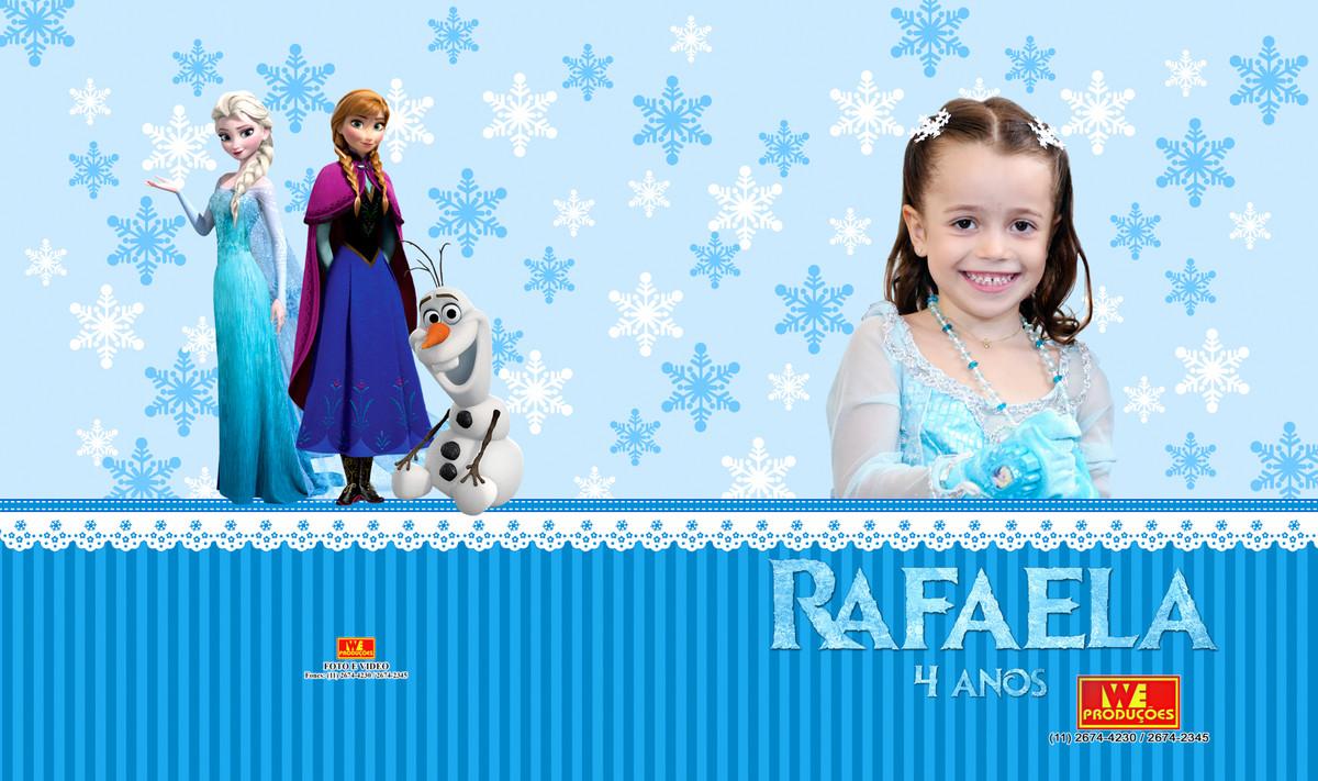Foto de 4 anos Rafaela