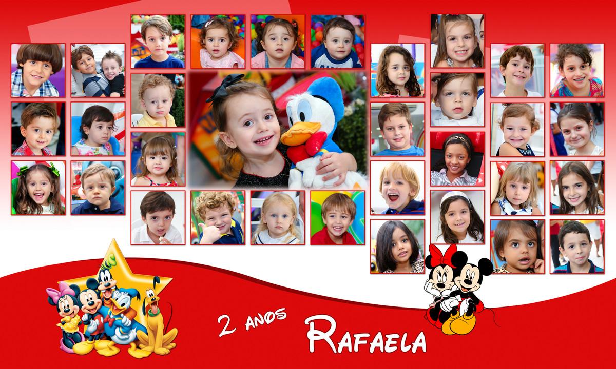Foto de 2 anos Rafaela