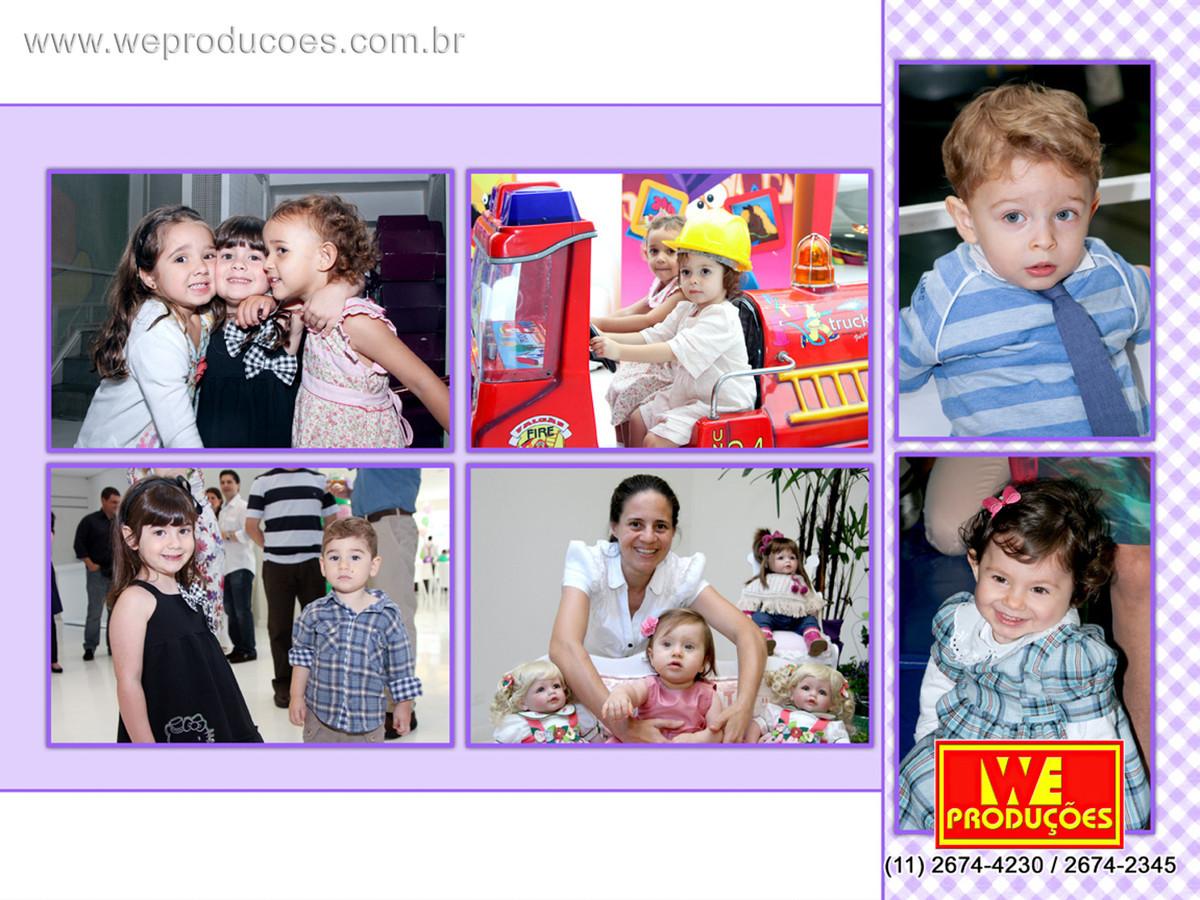 Foto de 1 ano Ana Luiza