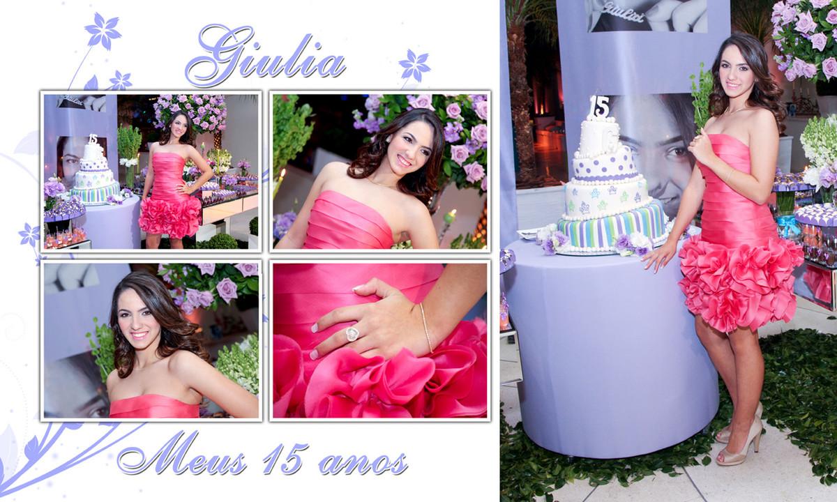 Foto de 15 anos Giulia