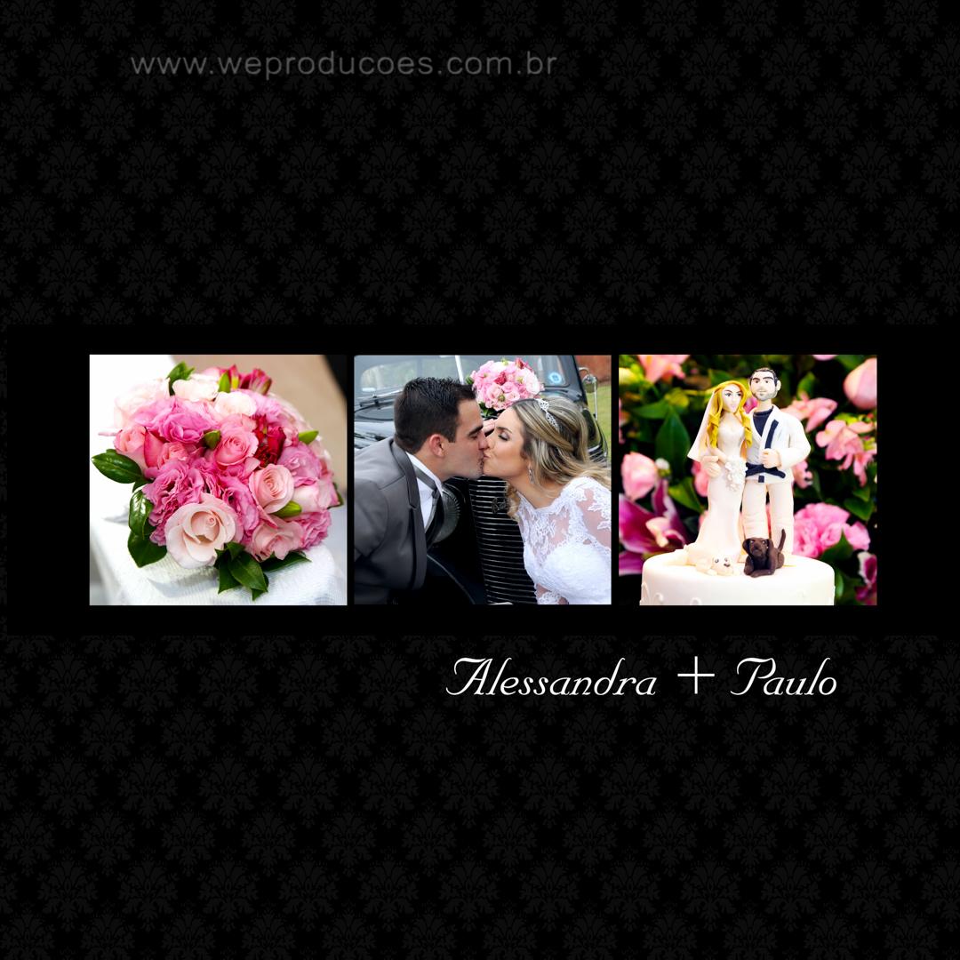Foto de Alessandra + Paulo