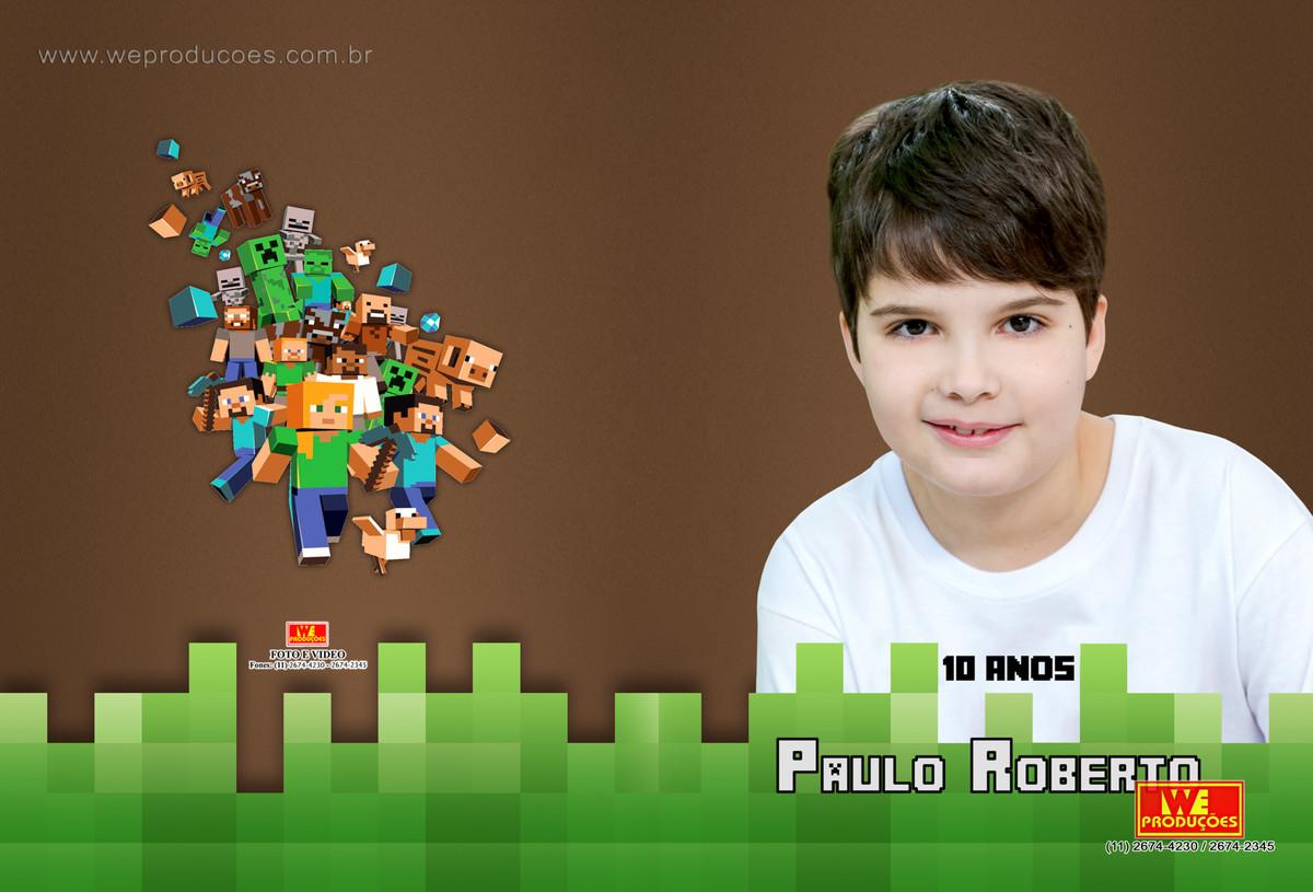 Foto de 10 anos Paulo Roberto
