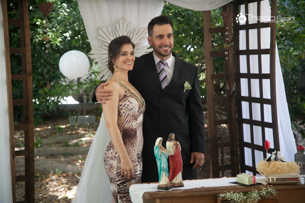 Foto de Úrsula e Alan