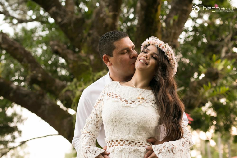 Foto de Cristiano e Juliana