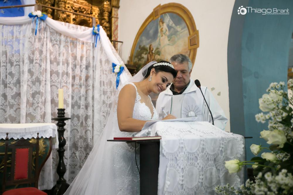 Foto de Veridiane e José