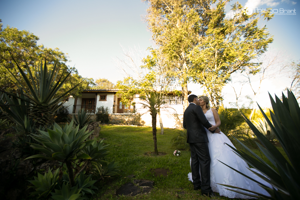 Foto de Camila e Francisco