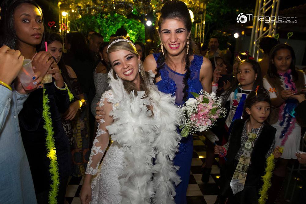 Foto de Renata e Túlio
