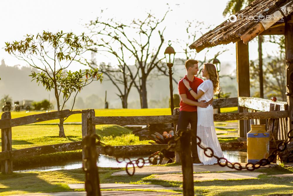 Foto de Caroline  e Leandro