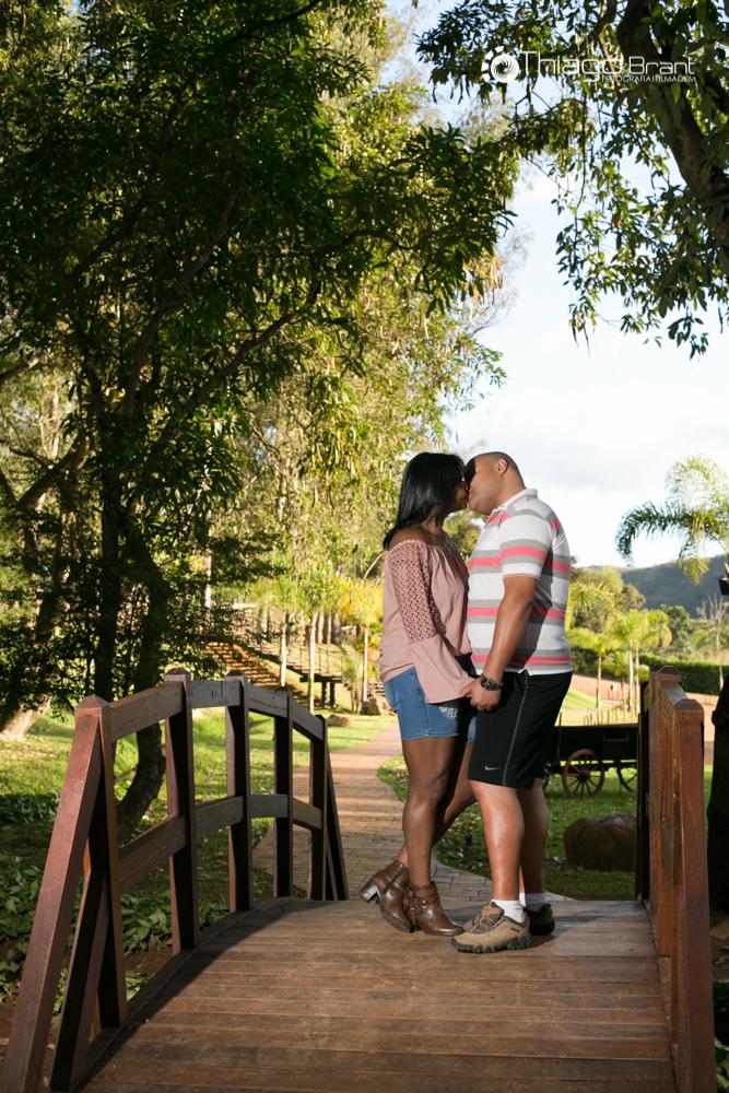 Foto de Fátima e Leonardo