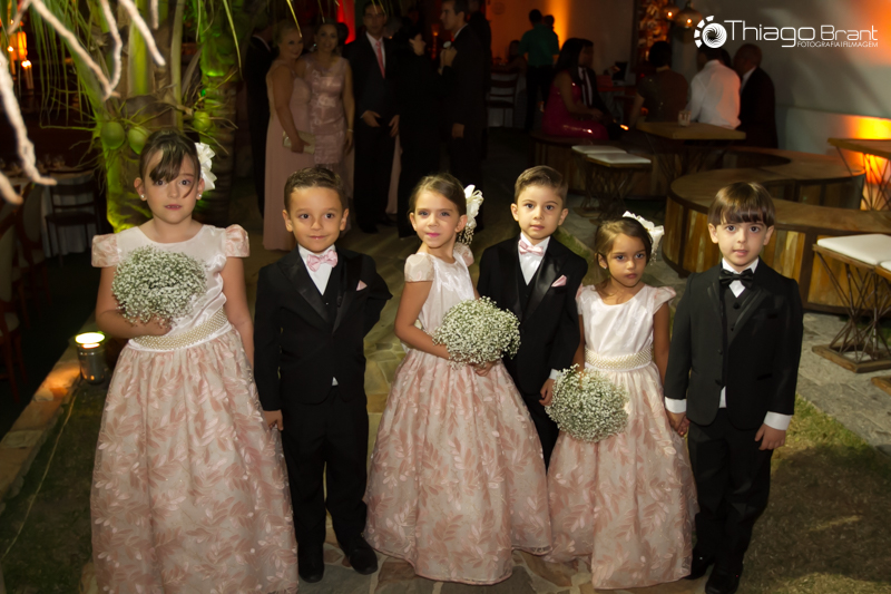 Foto de Cerimônia e Festa Luisa e Hugo