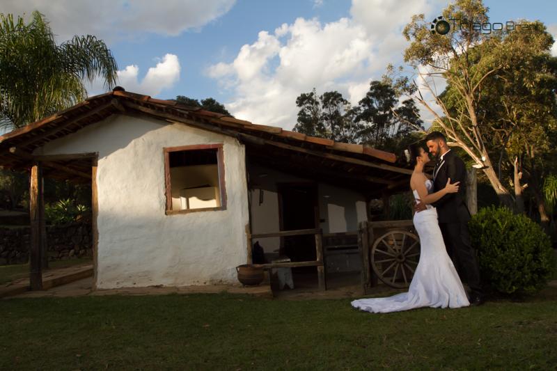 Foto de Externas Camila e Wilson