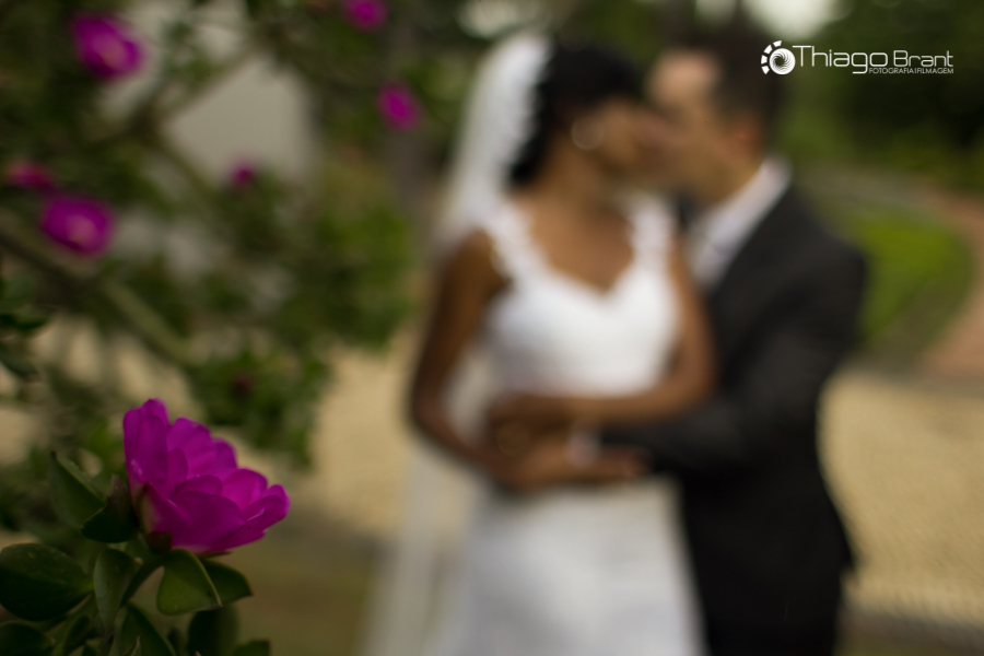 Foto de Alessandra e Vinicius