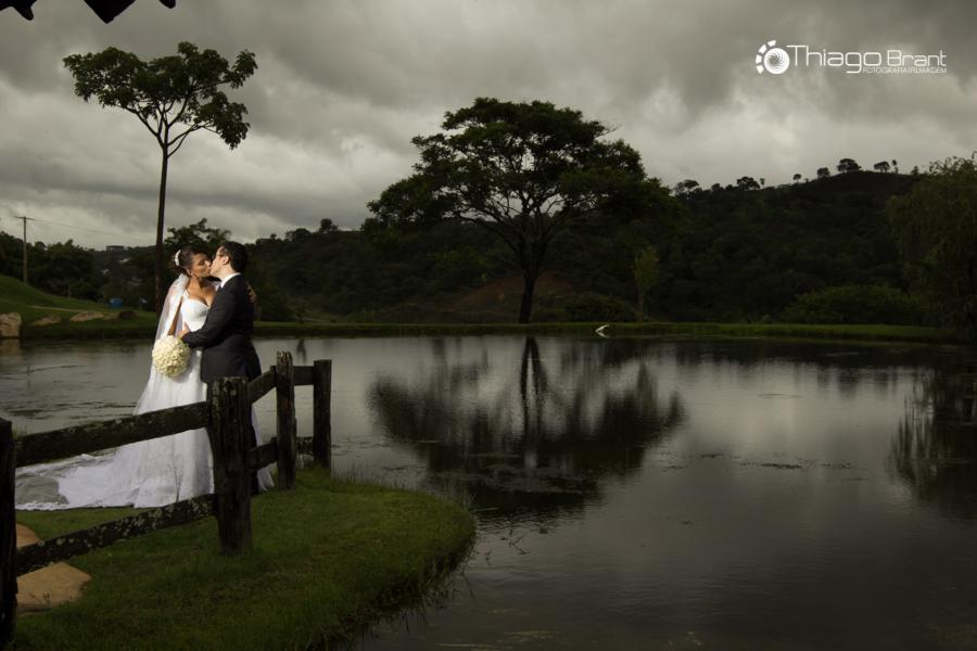 Foto de Vinicius e Isabela